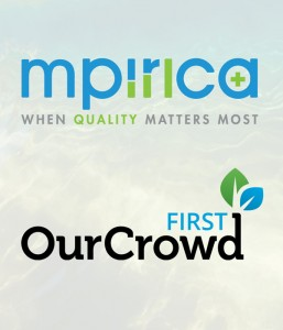 MPIRICA - OurCrowd First logos